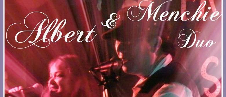 Friday Night Entertainment - Albert & Menchie