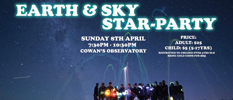 Earth & Sky Star - Party