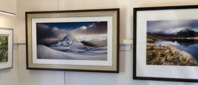 Jarod Udy Art Exhibit - Landscape Photography