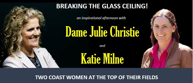 Breaking the Glass Ceiling!