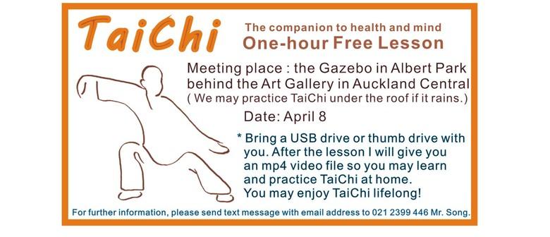 TaiChi One-hour Lesson
