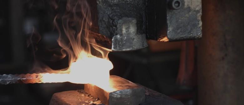 Damascus Steel Weekend Workshop