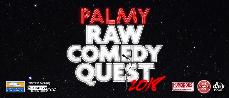 Palmy Raw Comedy Quest