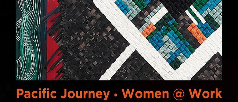 Valerie Hunton - Pacific Journey, Women @ Work