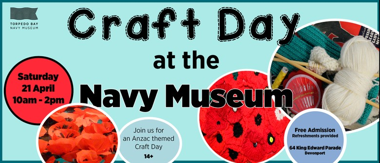 Craft Day At the Navy Museum