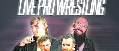 Maniacs United Underground 5 - Live Pro Wrestling