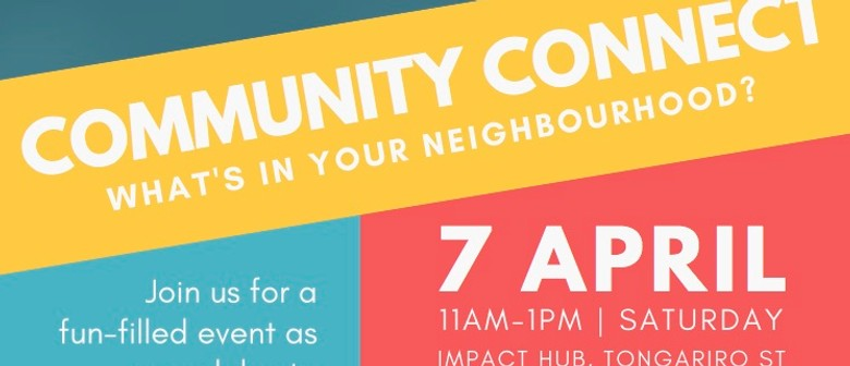 Community Connect for Paraparaumu East