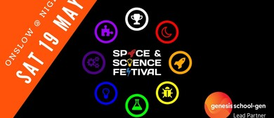 Space & Science Festival 2018 Night