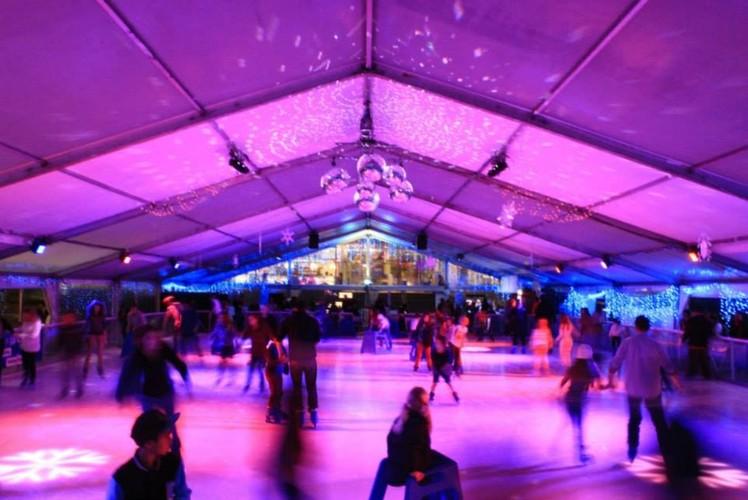 Harcourts Outdoor Ice Rink - Bay of Plenty - Eventfinda 837302bfaab