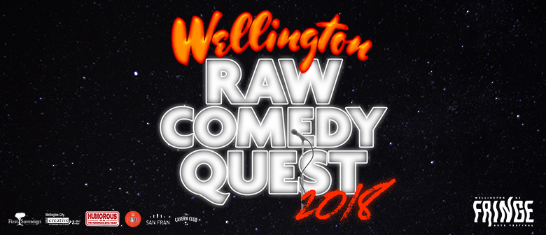 Wellington Raw Comedy Quest - Final