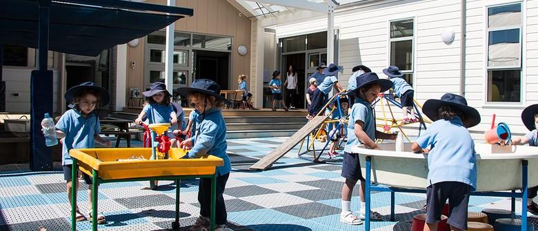 Queen Margaret Preschool School In Action Day