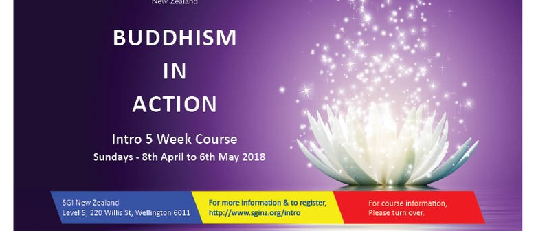 Buddhism In Action - 5 Week Introductory Course
