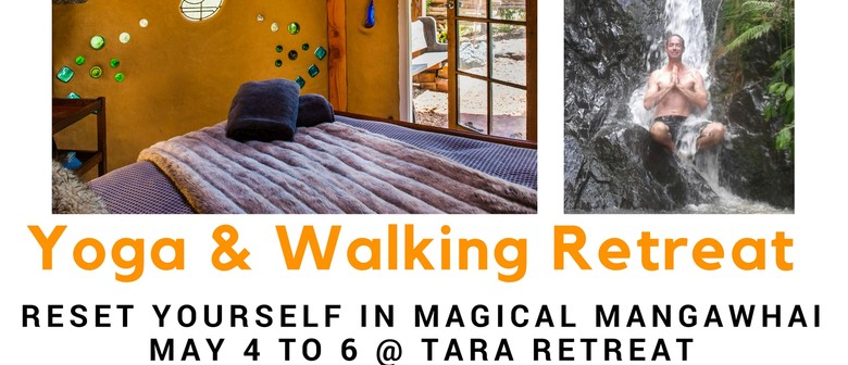 Yoga & Walking Re: Treat In Magical Mangawhai
