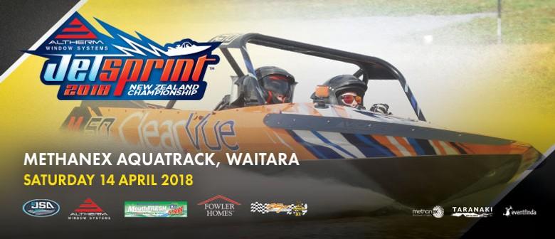 Altherm NZ Jet Sprint Championships Round 6