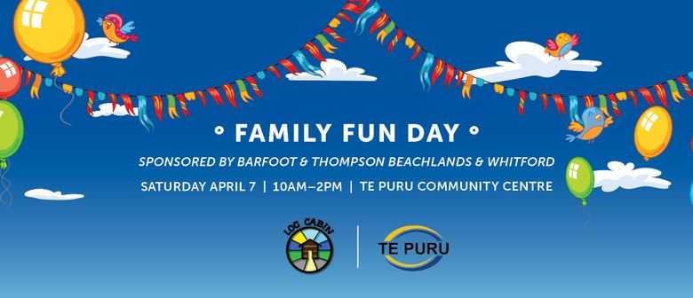 Family Fun Day Sponsored by Barfoot & Thompson Beachlands