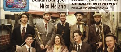 Babushka's Balkan Banquet: Niko Ne Zna Nelson Borscht Party