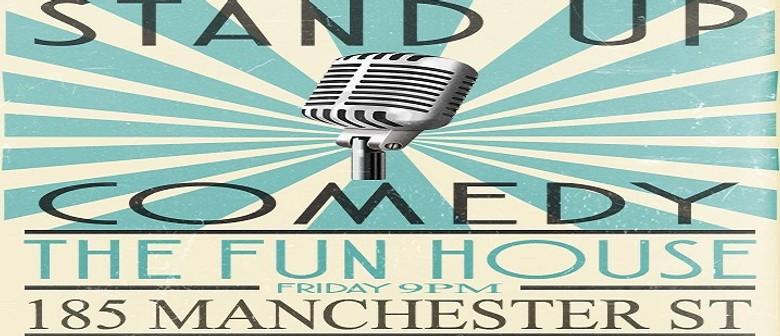 Fun House Friday Comedy