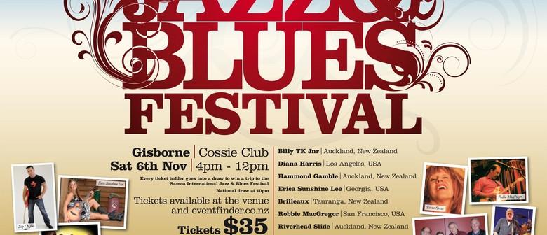 Gisborne International Jazz and Blues Festival