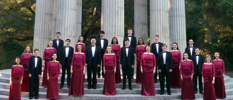 Main Street Singers: An American Chamber Choir In Concert