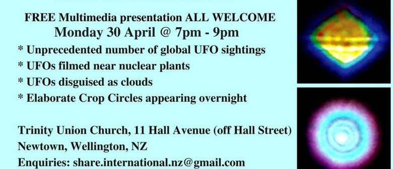 UFOs & Crop Circles