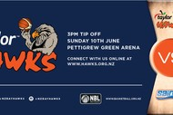 Taylor Hawks vs Wellington Saints