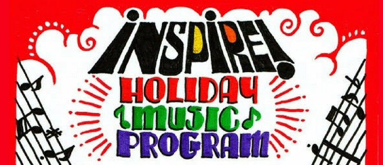 Inspire! Holiday Music Program Raglan
