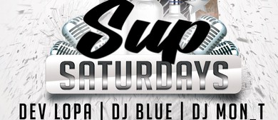 Sup Saturdays - DJ Night