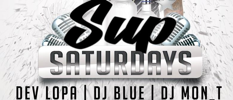 Sup Saturdays - DJ Night