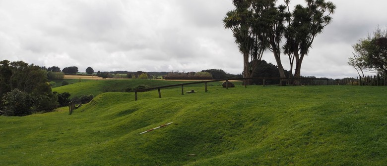 Puketarata Pa and Surrounding Area Field Trip