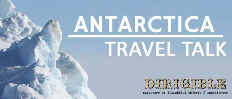 Antarctica Travel Talks