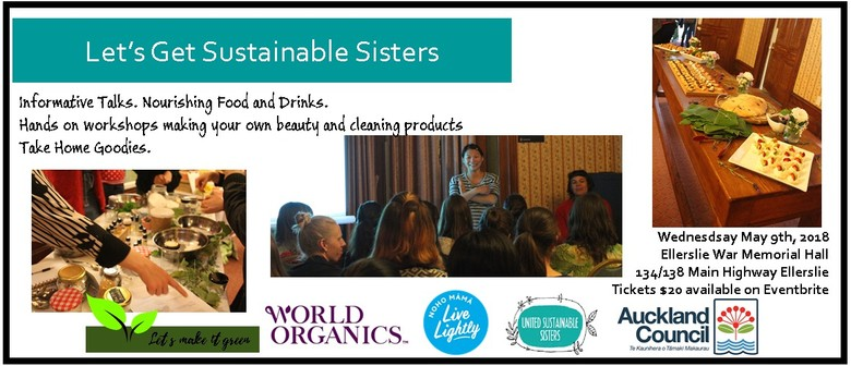 Let's Get Sustainable Sisters