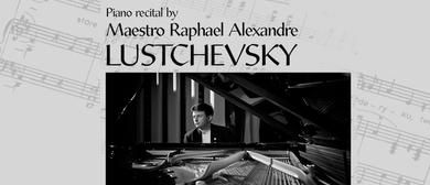 Commemorative ANZAC Day Recital by Maestro RA Lustchevsky