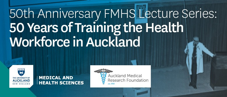 Public Lecture: 50 Years of Training the Health Workforce