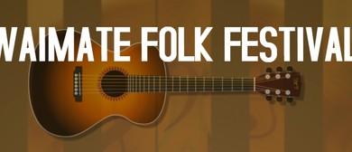 Waimate Folk Festival