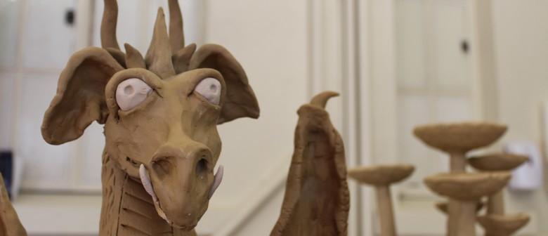 Hand Built Ceramic Sculpture With Phillip Luxton: Evening