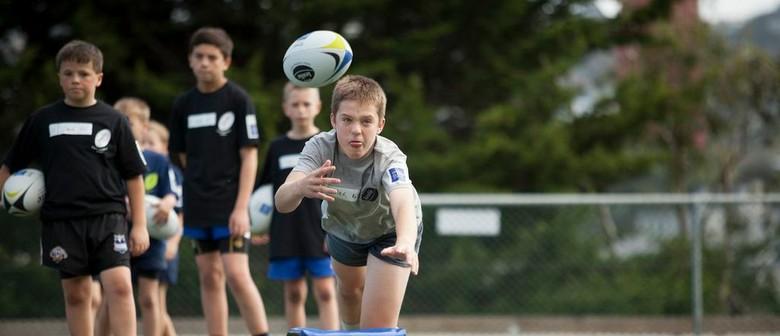 LeslieRugby - Rugby Coaching Workshop