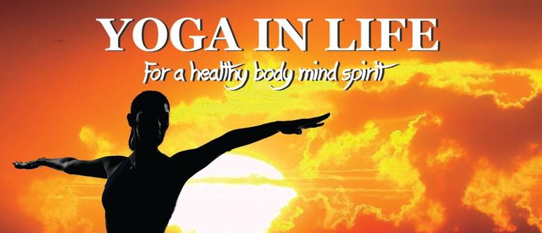 Yoga In Life - Stretch, Restore & Meditate
