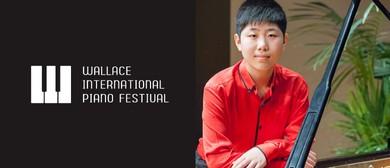 WIPF 2018 - Lixin Zhang Piano Recital