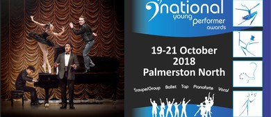 National Young Performer Awards 2018