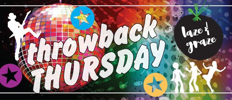 Laze and Graze - Throwback Thursday