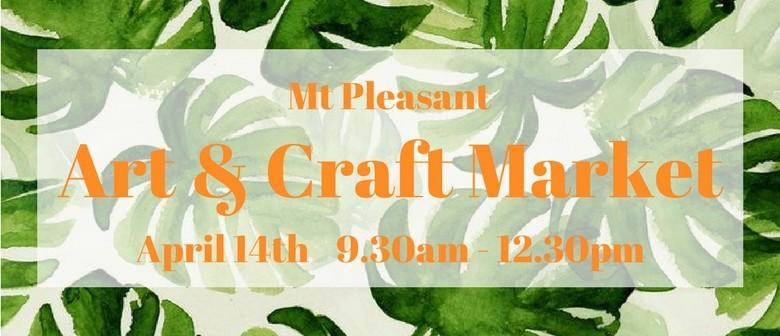 Mt Pleasant Art & Craft Market