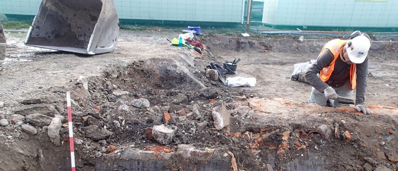 Guided Walking Tour of Christchurch's Hotel Archaeology