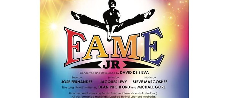 Fame The Musical Jr