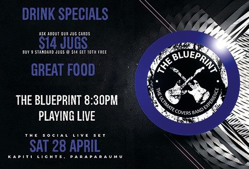 The blueprint paraparaumu eventfinda the blueprint malvernweather