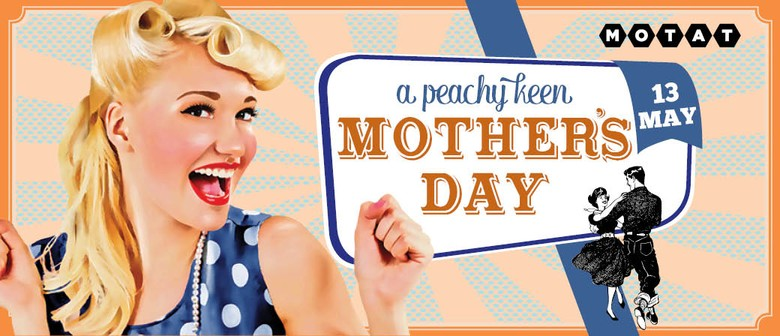 A Peachy Keen Mother's Day