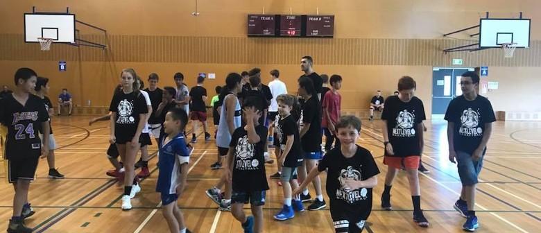 Basketball Holiday Camp