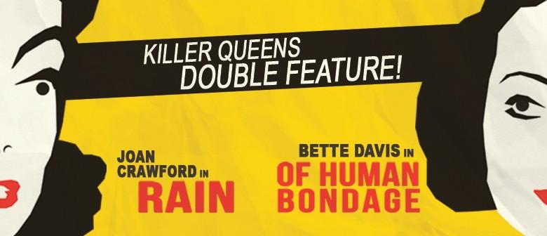 Joan Crawford vs Bette Davis Double Feature