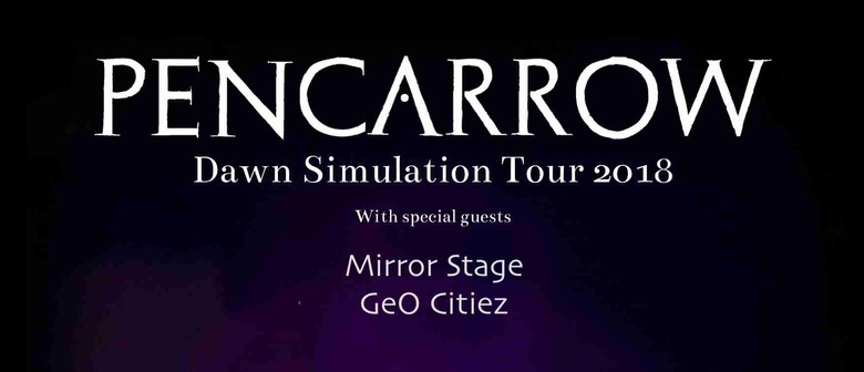 Pencarrow with Mirror Stage & GeO Citiez