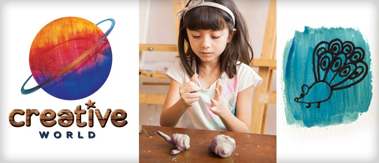 Clay Creatures – School Holiday Programme