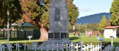 Rotorua Field of Remembrance